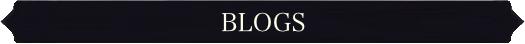 Blogs plate