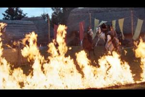 Fire Ealdor battle
