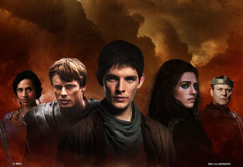 Merlin series 4 1.The darkest hour(Part 1)