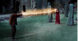Merlin and Nimueh