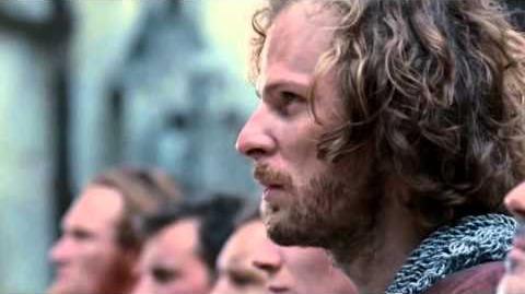 Merlin - Sir Leon - Long live the King
