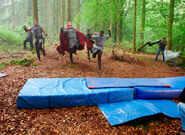 Merlin Cast and Crew Behind The Scenes Series 4-4