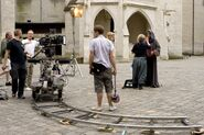 Merlin Cast and Crew Behind The Scenes Series 1