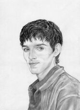 Merlin3 my drawing 1