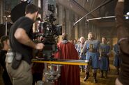 Merlin Cast and Crew Behind The Scenes Series 1-1