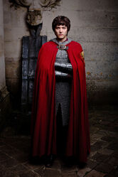 Mordred and others in The Death Song of Uther Pendragon (1)