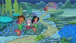 Dora Boots Maribel mermaids