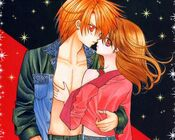 Lucia and kaito manga