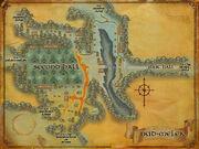 Nud-melek map