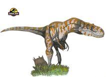 Albertosaurus-hellraptor
