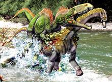 Megaraptor Luis Rey 300