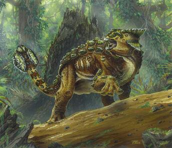 Ankylosaurus-Todd-Marshall