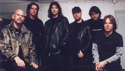 Europe the band 1999