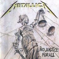 Metallica-And Justice For All front