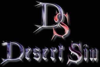 Desert Sin logo