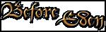 Before Eden logo