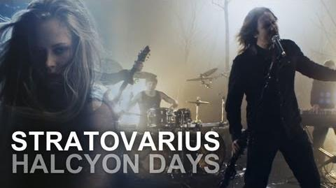 Stratovarius - Halcyon Days (video)