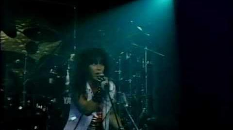 Loudness - Crazy Nights (music video) HQ