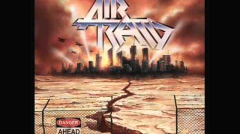 Air Raid - When The Sky Turns Red (80s metal, nwobhm)