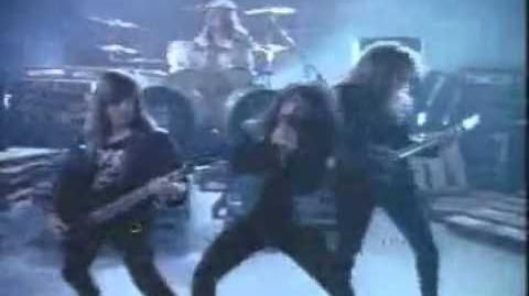 Vicious Rumors-Don't Wait For Me (Official Music Video)