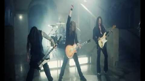 SINNER - Back On Trail Official clip (2011) AFM Records