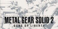 Metal Gear Solid 2: Sons of Liberty Original Soundtrack
