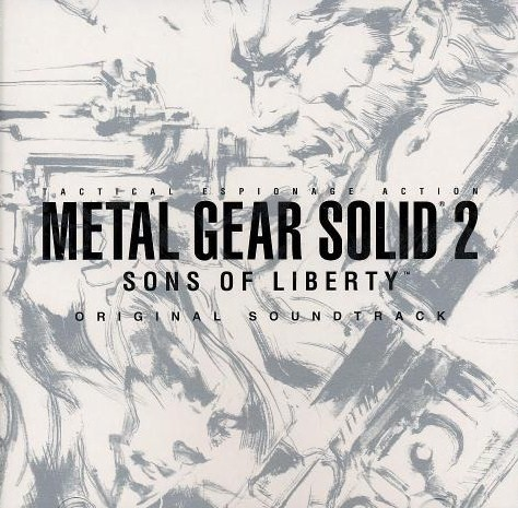 File:Metal Gear Solid 2 Sons of Liberty Original Soundtrack cover.jpg
