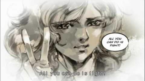 Metal Gear Solid Peace Walker Mission 33 - Zeke Battle - True Ending - After Credits Cutscene