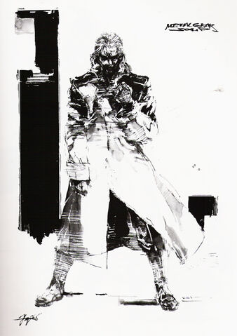 File:Metal Gear Solid 1 Art Cast FOXHOUND Member Twin Brother Liquid Snake.jpg