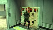Power Substation switchboard