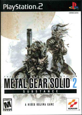 File:METAL GEAR SOLID 2 Substance.jpg