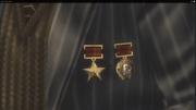 Granin's Order of Lenin and Order of Stalin