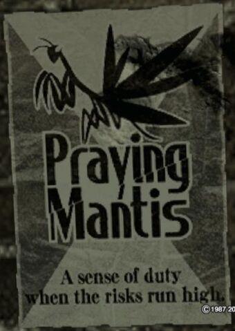 Archivo:Praying Mantis Poster.JPG