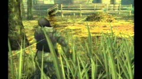 Metal Gear Solid 3 Snake Eater trailer (E3 2004)