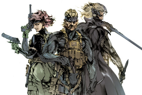 File:Metal Gear Solid 4 Guns Of The Patriots Solid Snake. Meryl Silverburgh. and Raiden.jpg