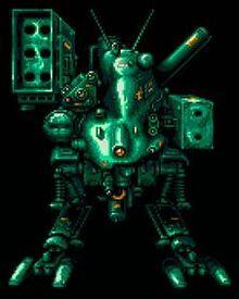 Metal Gear D (original)