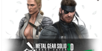 Metal Gear Solid: Snake Eater 3D - The Naked Sample