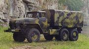 Ural-4320-31-Flatbed-Truck-1S