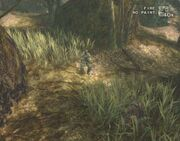 MGS3 gameplay