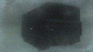 Back of the M548 in the Snowfield (Metal Gear Solid 4)