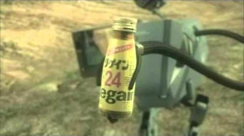 Metal gear Solid 4 Regain Commercial