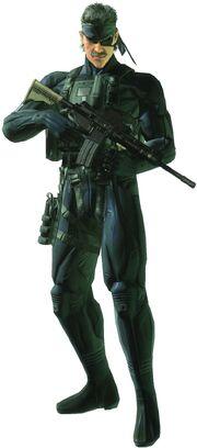 Solid Snake (GOTP)