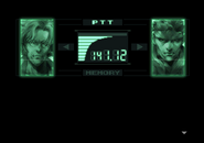 MGS1 Otacon wrong flag