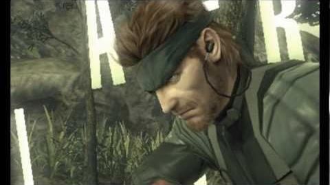 "Metal Gear Solid Snake Eater 3DS ""The NAKED Sample"""