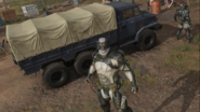 Metal gear Skulls male