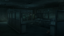 The Lab in Metal Gear Solid 4
