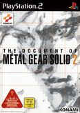 Document of Metal Gear Solid 2 PS2 A
