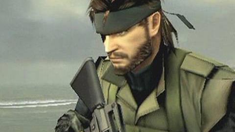 'Metal Gear Solid Peace Walker' E3 2009 Presentation