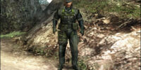 Metal Gear Solid: Peace Walker/Downloadable Content