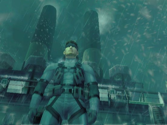 Metal gear solid 2 sons of liberty--article image